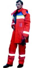 Комплект  рабочий зимний Базис-2