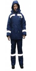 """Комплект зимний тройка (Куртка, жилет, полукомбинезон). Модель  """"Bars""""."""